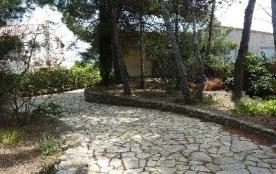Villa T4 pour 6 personnes à Narbonne Plage (11100).