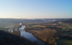 Valle de la Dordogne vue de Domme