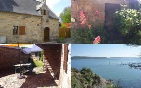 maison typique bretonne entre terre et mer à partir de 140€ la semaine - Logonna Daoulas