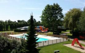 Camping l'Orée de Deauville 3* - Mobil home 6pers 3ch