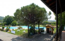 Camping La Rocca, 200 emplacements, 43 locatifs