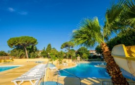 Camping Les 7 Fonts - Mh 3 ch 6 pers - 6 adultes Max