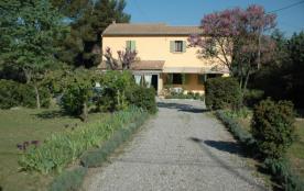 Gîtes de France - Maison indépendante rénovée avec goût, dans un ensemble résidentiel avec terras...