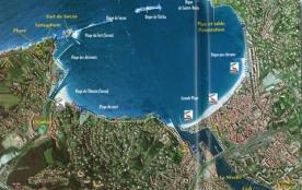 La baie de Ciboure et Saint Jean de Luz
