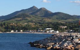 Argeles sur Mer 'Le racou' très agréable appartement T3 à 50m de la plage