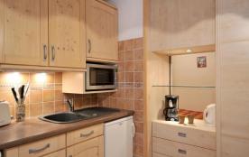 Appartement 2 pièces cabine 5 personnes (421)