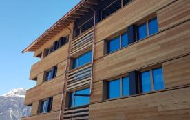 Appartement pour 3 personnes à Vercorin