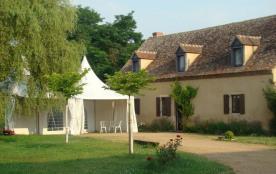Gîte 14 pers Centre France - Thiel-sur-Acolin