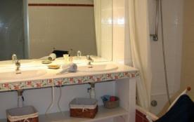 salle de bain de la Chèvrerie