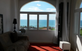 BEL APPARTEMENT VUE MER IMPRENABLE A 200 METRES PLAGE MILADY