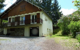 FR-1-395-7 - AGREABLE CHALET ***