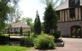 Le Domaine du Moulin d'Eguebaude