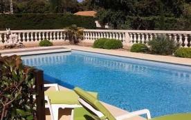 Très belle villa agréable dans le Var