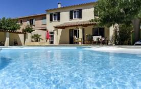 squarebreak, Sympathique maison familiale avec piscine