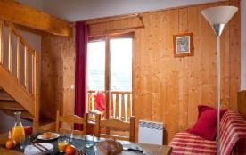 Les Fermes de Saint Sorlin - BBT- cabine