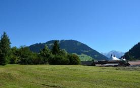 Appartement pour 3 personnes à Gstaad