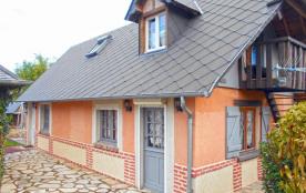 Gîtes de France Pax Labor. Gîte indépendant avec jardin de 4000 m² commun clos avec les propriéta...