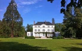 Château gîte idéal pour se retrouver en famille ou entre amis - Angerville-la-Campagne