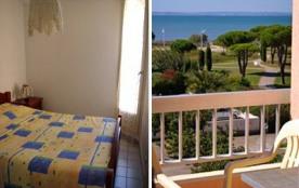 Le Mathilde : appartement - 37 m² - nombre pièces : 2 -couchage : 4. 2 pièces cabine en résidence...