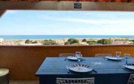 Résidence Les Perles d'Azur - Pavillon 3 pièces, vue imprenable sur la mer.