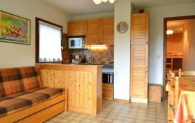 Appartement 2 pièces - 34 m² environ - jusqu'à 5 personnes. Située à proximité du centre du villa...