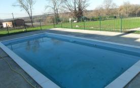 maison de campagne de charme avec piscine