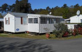 Agréable Mobil-home dans un camping 4 étoiles