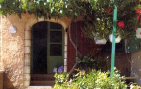 Gîtes de France Le gîte la Forge avec terrasse.