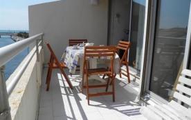 2 pièces + mezzanine à 200m plage