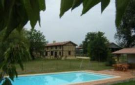 gites et chambres d'hotes avec piscine - Parleboscq