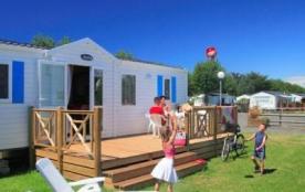 Camping : Vente de Mobil Home sur emplacement