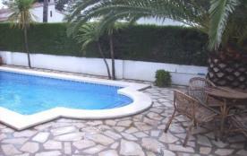 Charmante maison avec piscine privée