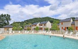 Village - St Géniez d'Olt - balcon