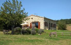 Gîtes de France - Très belle maison totalement indépendante située à la sortie du petit hameau de...