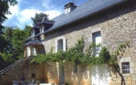 Gite pour 4 personnes dans maison en pierre - Salles-la-Source