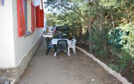 Maison 2 pièces de 30 m² environ pour 4 personnes sans le quartier du Centre Plage, à 150 m de la...