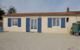 maison Saint-Benoist-sur-Mer au calme dans petit villa a 7kms de la mer