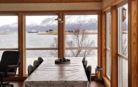 Maison pour 5 personnes à Gullesfjord