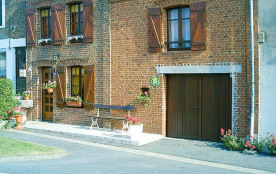 Gîte Chez Marilyn à Éteignières - à 30 km de Charleville-mezieres Maison mitoyenne dans centre vi...