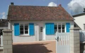 Clé vacances à quelques pas de la belle plage de Jullou ville, cette maison de vacances bénéficie...