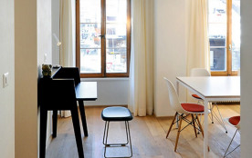 Appartement pour 4 personnes à Lenk