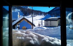 Maison de Village Montgenèvre à 100 m des pistes