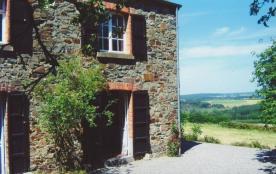 Grande Maison de vacances en Ardennes pour 8 à 12 personnes