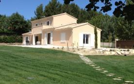 Villa neuve avec piscine à Saint-Rémy-de-Provence