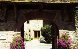 location gite de vacances aveyron - Belcastel