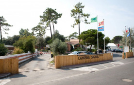 Camping SIGNOL ****, 53 emplacements, 240 locatifs
