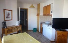 Appartement 3 pièces coin montagne 6 personnes (334M)