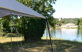 Camping MOULIN DU BIDOUNET, 109 emplacements, 12 locatifs