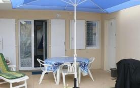 100m env. plage, Coquet appartement de type 2 avec jardinet / 4 personnes