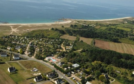 Flower Camping La Grande Plage, 80 emplacements, 26 locatifs